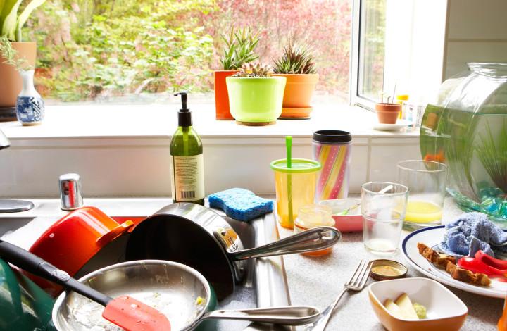 Cómo Mantener la Cocina Ordenada en 5 Sencillos Pasos