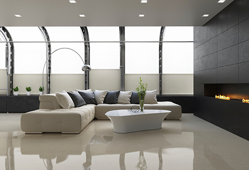 El concreto pulido en la arquitectura y el diseño interior