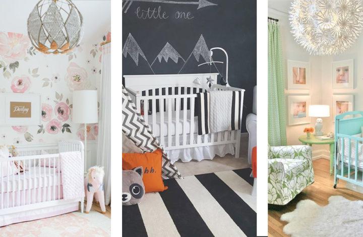 Decoración Cuarto de Bebé: ¿Por Dónde Empiezo?